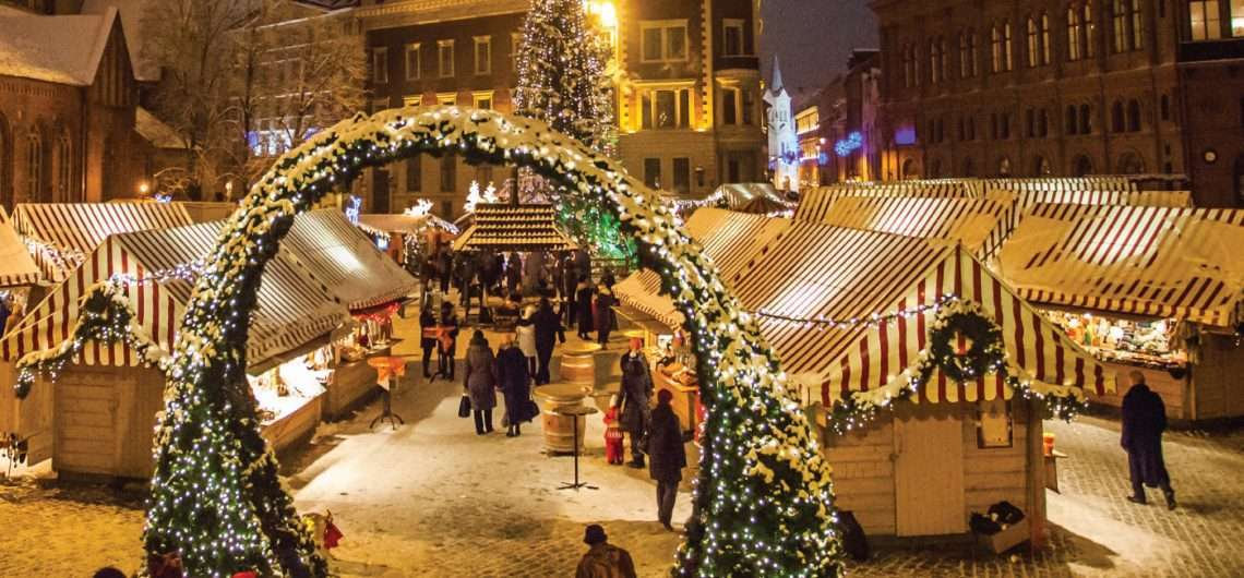 Old Riga Christmas fair