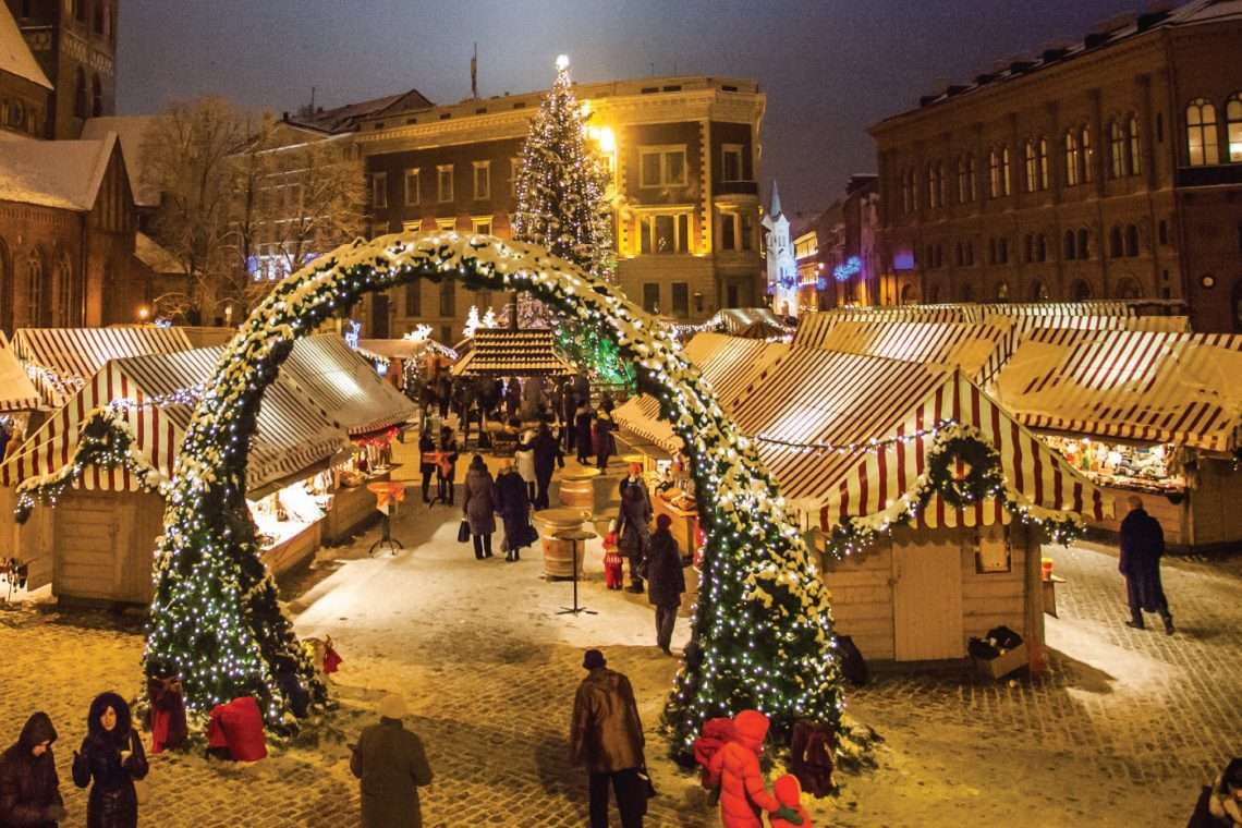 Old Riga Christmas fair