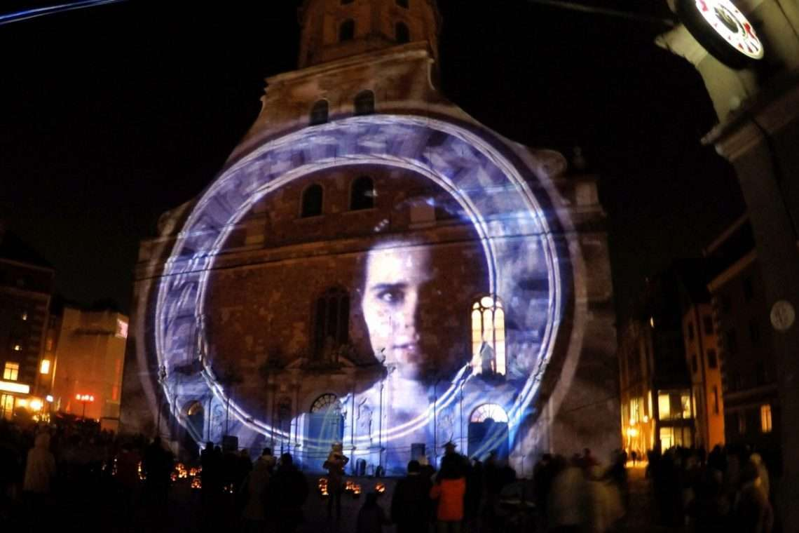 StaroRiga -light festival