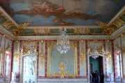 Rundale palace tour