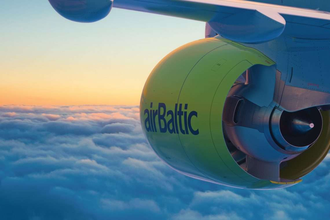 AirBaltic -how to get to Riga
