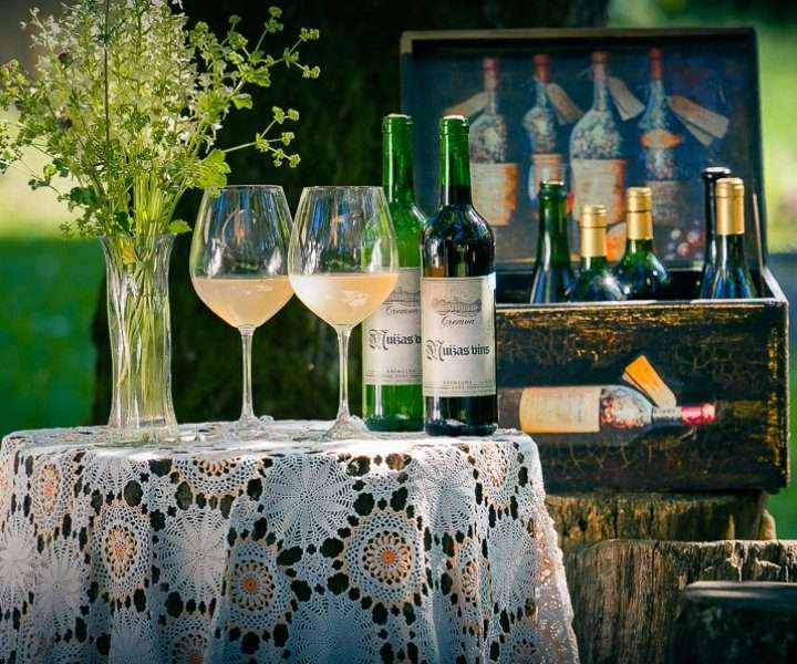 Vidzemes wine tour