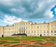 Rundale palace tour