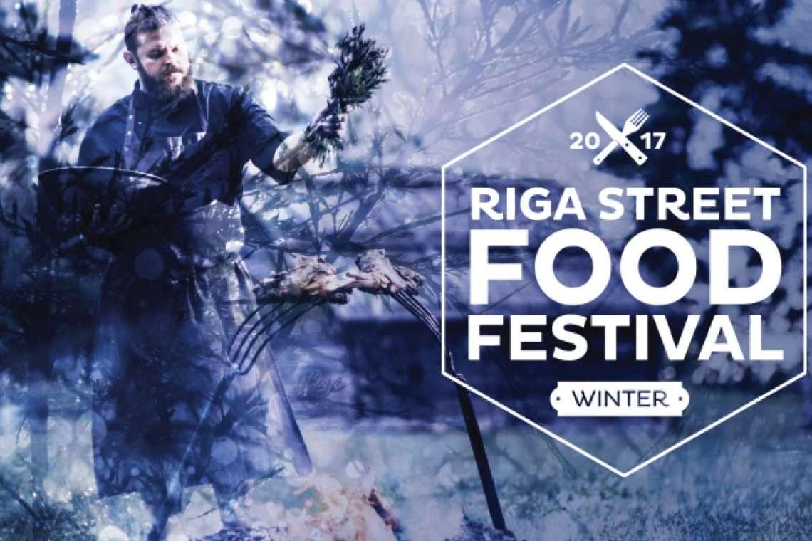 Street food Riga