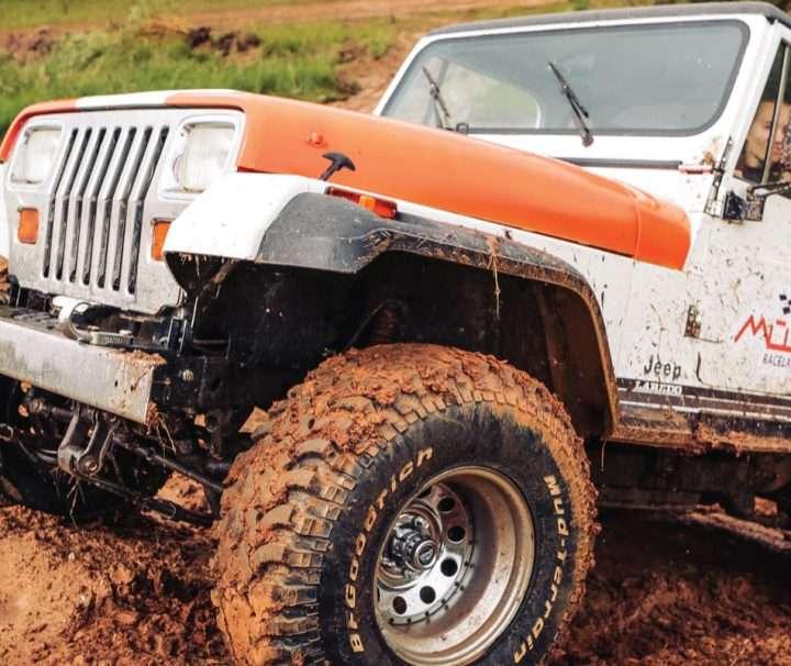 Jeep orientation