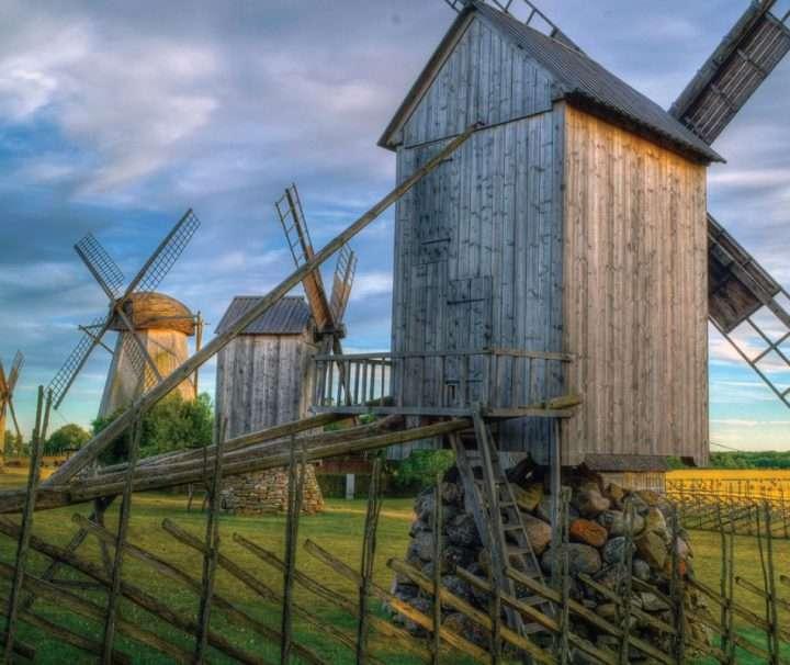 Saaremaa tour