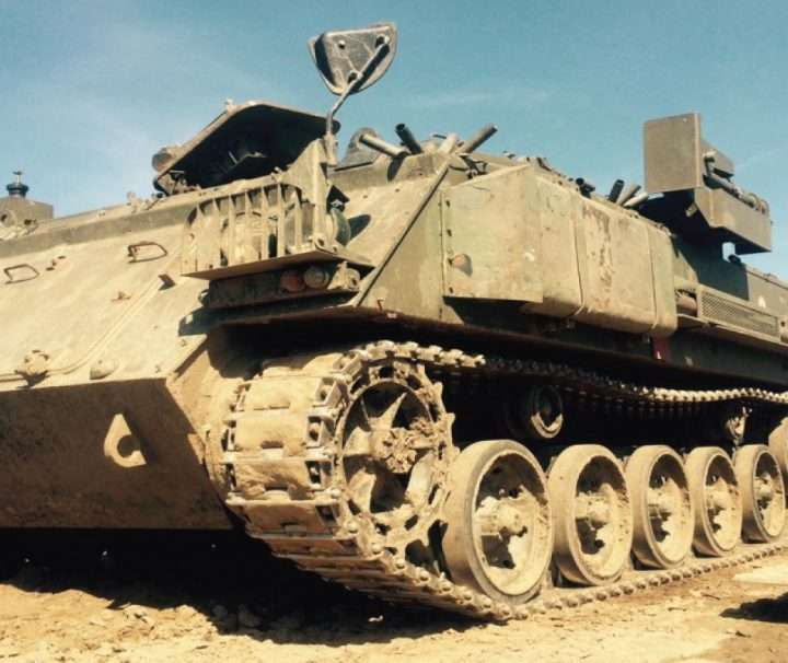drive tank