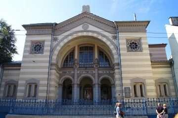 Baltic Jewish tour